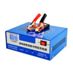 New 12V/24V Battery Charger LED Display Automatic Intelligent Pulse Repair Car Motorcycle Scooter Universal