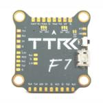 New TransTEC F7 F722 3-6S Betaflight Flight Controller OSD MPU6000 Uarts 5 5V/3A BEC 30x30mm