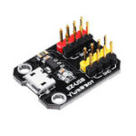 New 5pcs YwRobot® USB Power Supply Module Micro USB Interface 3.3V 5V 1117 Chip