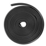 New Rubber Sealing Strip Z Type 3M Adhesive Car Door Sound Insulation Weatherstrip For Most Cars Trucks SUV