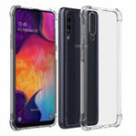 New Bakeey Air Cushion Corner Transparent TPU Shockproof Protective Case for Samsung Galaxy A50 2019