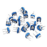 New 200pcs RM065 100 Ohm Trimpot Trimmer Potentiometer Variable Resistor