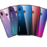 New Bakeey Shockproof Anti-Fingerprint Tempered Glass Protective Case for Samsung Galaxy A40 2019