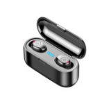 New Mini Wireless Stereo bluetooth 5.0 Earbuds IPX7 Waterproof Touch Earphone Noise Reduction Handsfree Headphone
