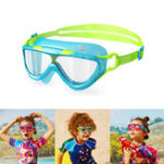 New Xiaomi TOSWIM Children Swimming Goggles Anti-Fog Rapid Drainage Breathable Comfort HD Glasses Water Sports