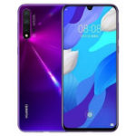 New HUAWEI Nova 5 6.39 inch 48MP Quad Rear Camera 8GB 128GB Kirin 810 Octa core 4G Smartphone
