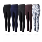 New Xiaomi 7th Women Sports Yoga Pants Running Exercise Tights Compression Trousers Gym Slim Leggings