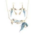 New JASSY® 18K Gold Plated Jewelry Set