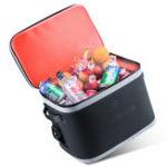 New ROCKBROS 20L Food Storage Ice Bag Outdoor Picnic Bag Car Refrigerator Bag Camping
