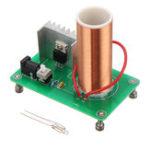 New Assembled Tesla Coil Mini Plasma 15W 2A DC 15-24V Module