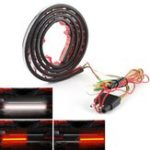 New 48 Inch DC9-24V Waterproof Signal Brake Collision Taillight LED Strip Light for Car Pickup DC9-24V