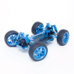 New Wltoys 1/18 4WD A959 A969 A979 All Metal RC Car Chassis RC Vehicle Models Parts