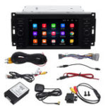 New Touch Screen Car Dash Stereo GPS DVD For Jeep Grand Cherokee/Chrysler/Dodge Ram