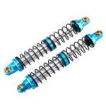 New 2PCS 100mm Shock Absorber for 1/10 RC Crawler SCX10 D90 TRX4 Car Parts