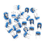 New 100pcs RM065 10K Ohm Trimpot Trimmer Potentiometer Variable Resistor