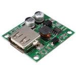 New 3pcs 5V 2A Solar Panel Power Bank USB Charge Voltage Controller Regulator Module 6V 20V Input