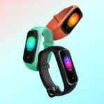 New Original Xiaomi Hey Plus 1S AMOLED Color Screen NFC Wristband Mijia Linkage Heart Rate Monitor Smart Watch