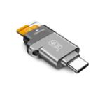 New Kawau Type-C USB-C USB 3.1 High Speed Memory Card Reader For Type-C Smart Phone Tablet Laptop Macbook