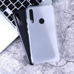 New Bakeey Frosted Soft TPU Back Cover Protective Case for UMIDIGI A5 PRO