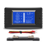 New PZEM-015 Battery Tester DC Voltage Current Power Capacity Internal And External Resistance Residual Electricity Meter With 50A Shunt