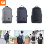 New Original XIAOMI Waterproof Backpack Classic Business Backpacks 23L Capacity Cooling Decompression Students Laptop Bag Men Women Travel Bags For 15-inch Laptop