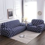 New 1/2/3/4 Seater Elastic Sofa Covers Slipcover Settee Stretch Floral Couch Protector Chair Covers