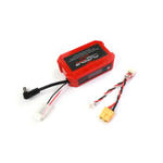 New FuriousFPV Smart Power Case V2 8V Constant Output With OLED Display for FPV Goggles