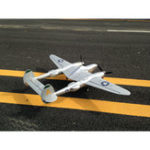 New MD P38 1200mm Wingspan EPO RC Airplane Lockheed P-38 Lighting Zoom Aircraft KIT Only Fixed Wing