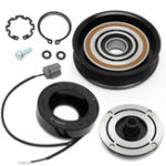 New AC A/C Compressor Clutch Kit For Acura MDX TL Pulley Coil Bearing Accessories