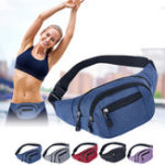 New Outdoor Sports Climbing Fitness Running Waist Bag Waterproof Large Capacity Bag