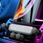 New Air Vent Gravity Linkage Automatic Lock Car Mount Car Phone Holder For 4.0-6.5 Inch Smart Phone iPhone XS Max Samsung Xiaomi