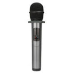 New bluetooth Wireless 10 Channel UHF Microphone Dynamic Handheld Cordless Mic with Rechargeable Receiver for Karaoke Singing Church Speech