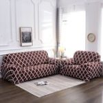 New 1/2/3/4 Seater Elastic Sofa Chair Covers Slipcover Settee Stretch Floral Couch Protector for Living Room