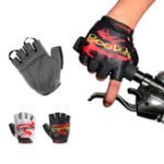 New BOODUN Half-Finger Riding Glove Men And Women Summer Outdoor Motorcycle Riding Cycling Protective Finger Gloves