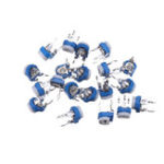 New 100pcs RM065 500K Ohm Trimpot Trimmer Potentiometer Variable Resistor