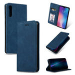 New Bakeey Flip Shockproof Card Slot With Magnetic PU Leather Full Body Protective Case For Xiaomi Mi 9 SE
