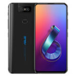 New ASUS ZenFone 6 Global Version 6.4 Inch FHD+ Full Screen 5000mAh 48MP+13MP Flip Cameras 8GB RAM 256GB ROM Snapdragon 855 Octa Core 4G Smartphone
