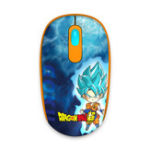 New AKKO Smart 1 Dragon Ball Super 2.4G Wireless GOKU Optical Mouse for Laptop or PC