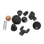 New 11PCS Percussion Deep Massage Bit Tips & Rod For Jigsaw