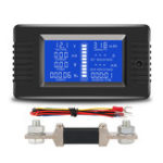New PZEM-015 Battery Tester DC Voltage Current Power Capacity Internal And External Resistance Residual Electricity Meter With 300A Shunt