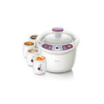 New XIAOMI Bear DDZ-A35G1 3.5L/500W Multi-function Electric Stew Cooker Kitchen Electric Steamer With 5 Cooker