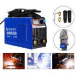 New ARC-225 LCD ARC Welder 225A Portable MMA Stick IGBT Welding Machine Inverter