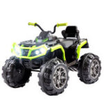 New Merax 12V Power Kids Electric Bike Car With Led Light Music Player 2 Speeds Modes 2 Hours Run Time