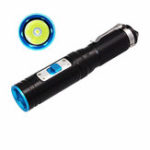 New HaikeLite TS100 XM L2 U2 4Modes 6500K 1000Lumens Diving Flashlight 18650