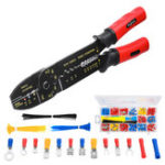 New Cable Wire Stripper Cable Cutter Crimper Plier Multifunctional Stripping Tool Kit Hand Tool