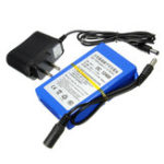 New 11.1V 4000mAh Rechargeable Portable Lithium-ion Battery Pack with AC/DC Charger