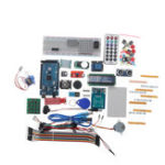 New Geekcreit® Mega 2560 R3 Starter Kits Motor Servo RFID Ultrasonic Ranging Relay LCD For Arduino