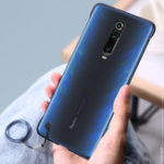 New Bakeey Transparent Ultra Thin Anti Fall Matte Hard PC&Soft Edge With Finger Ring Protective Case For Xiaomi Redmi K20 / Redmi K20 PRO