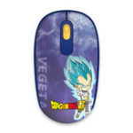 New AKKO Smart 1 Dragon Ball Super 2.4G Wireless Vegeta Optical Mouse for Laptop or PC
