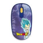 New AKKO Smart 1 Dragon Ball Super 2.4G Wireless Vegeta Optical Mouse for Laptop or PC